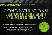 It Works Business Events / It Works Business Event - Conference held once a year in the sunshine state. It Works Distributors get together to celebrate, party, learn and listen to all the life changing stories. / by It Works Body Wraps Distributor