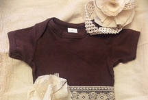 Baby Girl Clothes  / by Kristen Michelle