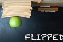 "Flipped Classroom / The theory behind the flipped classroom essentially ""flips"" the traditional style of teaching on it's head. This system allows students to work through lectures at home on their own pace while in class time is devoted to homework using the teachers for assistance. Learn more and check out some great resources here."
