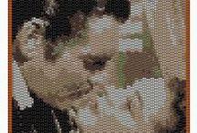 Griglie, schemi pattern / alcune griglie che ho realizzato personalmente