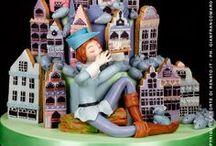 Cakes wonderful / magnifiche torte