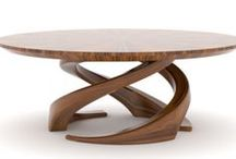 Coffee table -  Dining table - Side table