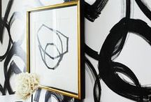 I Love Black and White