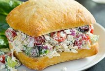 Fabulous Sandwiches And Wraps! / by Kathy Parham