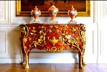 Antique / When I was a little child my Father and Mother learned me the beauty of Antique, Art, Architecture and Design