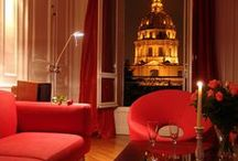 AZALEE / A Modern living spirit on this luxury & large Parisian stylished property, offering stunning views on Invalides Dome Monument.