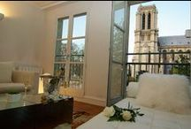 SNOWDROP / A luxury designed property face to face cathedrale Notre Dame.
