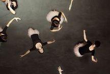 Pointe & Plié / Ballet, ballet, and more ballet.