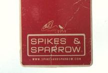 Various Spikes & Sparrow Stuff / Spikes & Sparrow designs