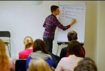 Wystąpienia - szkolenia, warsztaty, prelekcje... / websem on the trip ;)