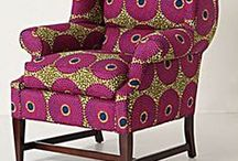 Ankara / Trend, Fabric & Product Research