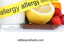 Parenting: Food Allergies / Tips, support  and recipes for parents with kids who have food allergies.