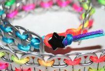 Sieraden maken / Fournituren ter inspiratie   Heel veel leuke ideeën voor het maken van sieraden.