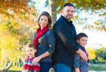Family Portraits / Kristen Richards Photography Family portraits, what to wear, toddlers, family