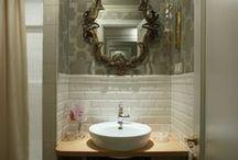 Ванная / ремонт в ванной комнате