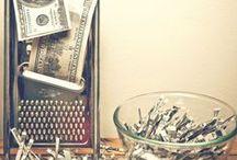Living on a Dime // Money Management / Frugal living, budgeting, and money management tips and tricks