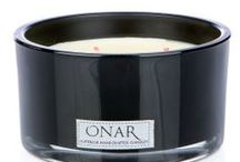 ONAR candles / Onar is a new established brand that specializes in manufacturing candles. Onar stands for simplicity and purity in terms of design & perosnal aesthetics. Fill your home or office with the most incredible scents!