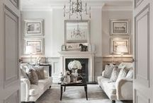 Gorgeous Living Spaces! / by Kathy Parham