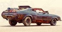 Mad Max (V8 Interceptor) / Mad Max (V8 Interceptor)