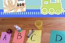 Book Based Activities / Bring the best children's books to life for kids with these fun book themed activities and crafts!  #BookCrafts #BookActivities #KidsBooks
