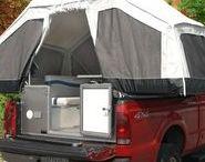 PickUp Truck Camping