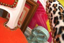 Bianca La Rochelle Chaise d'Accent / Design de chaise