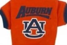 Auburn Tigers Dog Sports Apparel