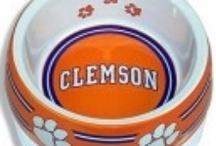 Clemson Tigers Dog Sports Apparel