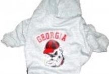 Georgia Bulldogs Dog Sports Apparel