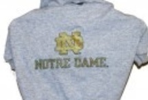 Notre Dame Dog Sports Apparel