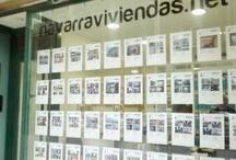 Inmuebles / Estos son algunos de nuestros inmuebles. Si quieres ver mas, entra en www.navarraviviendas.net, o en inmobiliarianavarraviviendas.es. Tlf: +34 948 206799