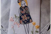 Broderies Embroidery