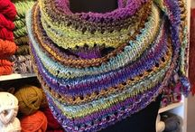 Scarves and Cowls, Shawls and Wraps / by Linda Tokevich