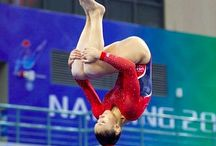 Gymnastics / Take every risk, drop every fear. / by Stella 🎤
