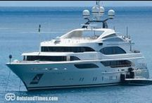 Caribbean Yacht Watch / Yachts, sailing vessels that have been spotted around St John, USVI