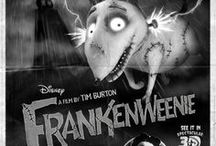 """Tim Burton / """"Every day is Halloween, isn't it? For some of us."""""""