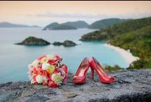 Virgin Islands Weddings / Create your dream wedding in the US Virgin Islands. With our wonderful tropical backdrop and romantic destinations - your wedding will match your dreams!