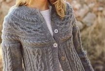 cardigans, pullovers, sweaters / by Mimmie Holster