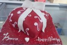 """Custom Cakes Delivered By Sweet Frost In 2014 / We Specialist In Custom Cakes, Just Mail Us Or Upload The """"Image of Cake""""."""