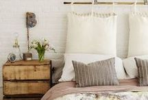 Cottage Chic / Embrace bucolic charm with softly worn wood and delicate details.  / by Move Loot