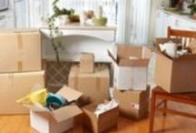 Moving Tips / Whether you're moving across the street or across the country, we hope these ideas help make the process as pain-free as possible. / by Move Loot
