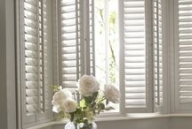 Blinding ideas / Various blinds and shutters photos and ideas