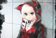 Anime art *_*