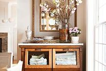 Entryway / Welcome your guests with a warm, clean space. / by Move Loot