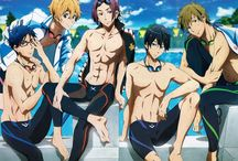 Free!-iwatobi Swim Club *_*