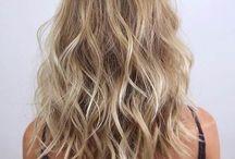 *hair