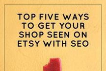 Etsy Tips / Etsy tips for Etsy sellers and lifestyle entrepreneurs alike. Handpicked only the best Etsy articles on the web.