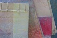 printmaking portfolio / Jo Larsen Burnett printmaking portfolio.  Ideas, processes an dprints