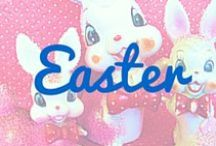 Easter / Easter crafts, recipes and inspiration.