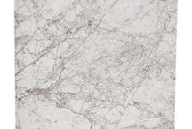 Texture | Marble / Collection of marble material examples.
